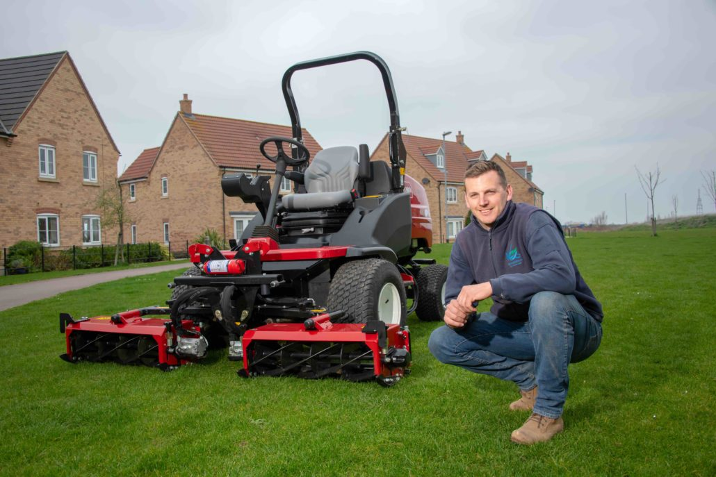 Reesink Key For Brookfield Groundcare
