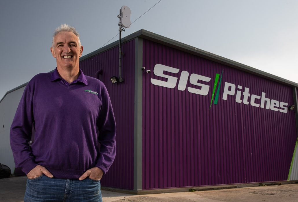 SIS Pitches Make Factory Investment