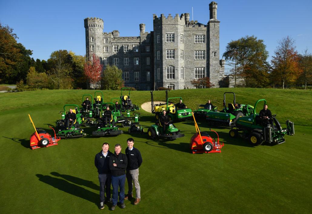 Killeen Castle Invest In John Deere