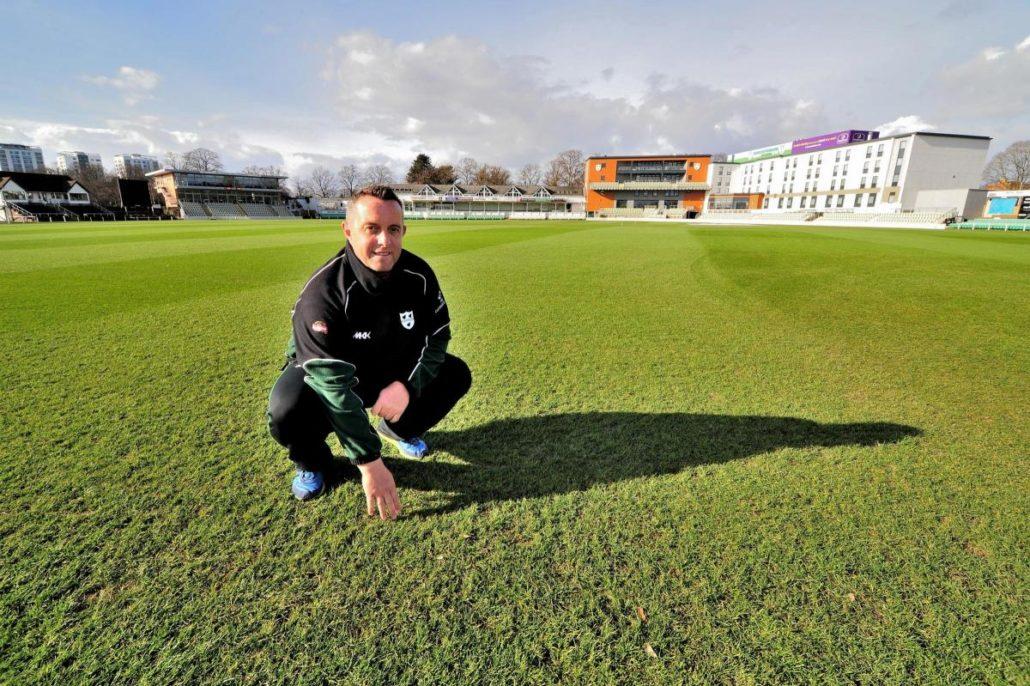 Groundsman Celebrates 30th Year