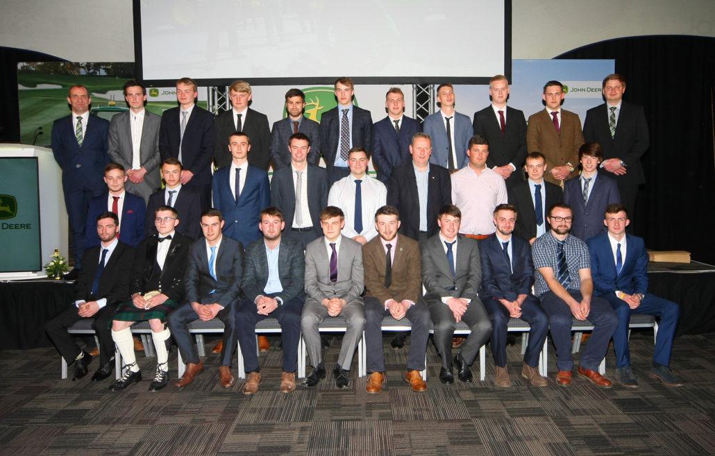 John Deere Awards Apprentices
