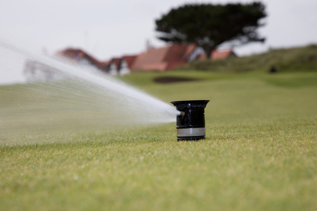 Irrigating During Heat