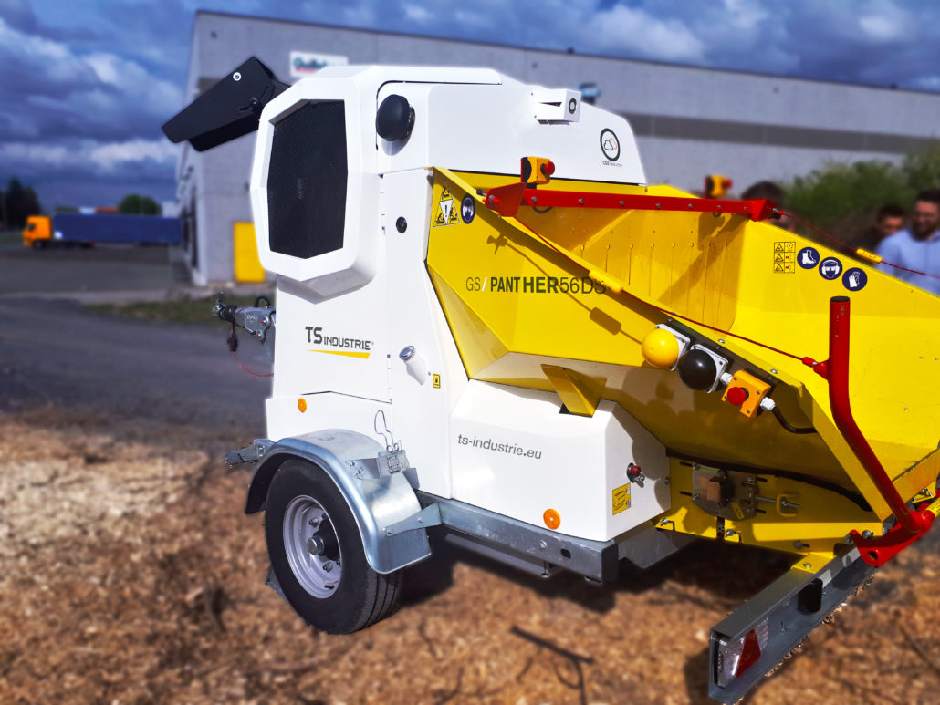 TS Industrie Introduce Panther 56DS