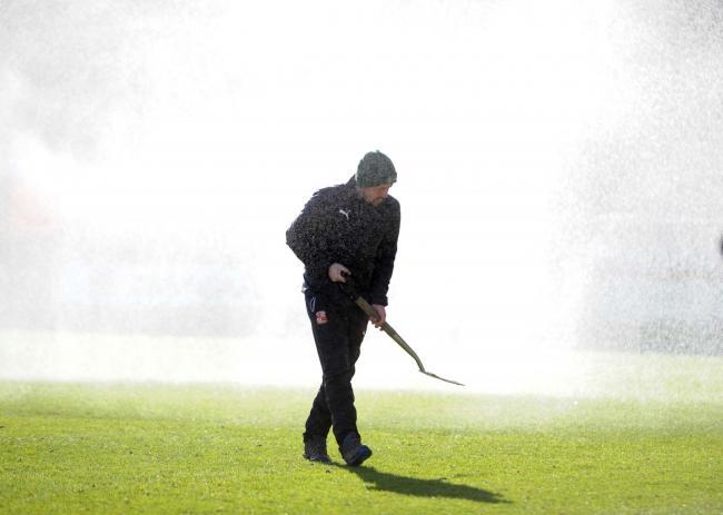 Groundsman Looks To Improvments