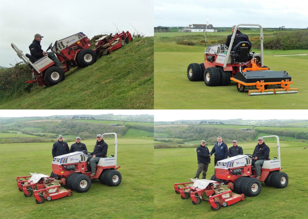 New Machines For Merlin GC