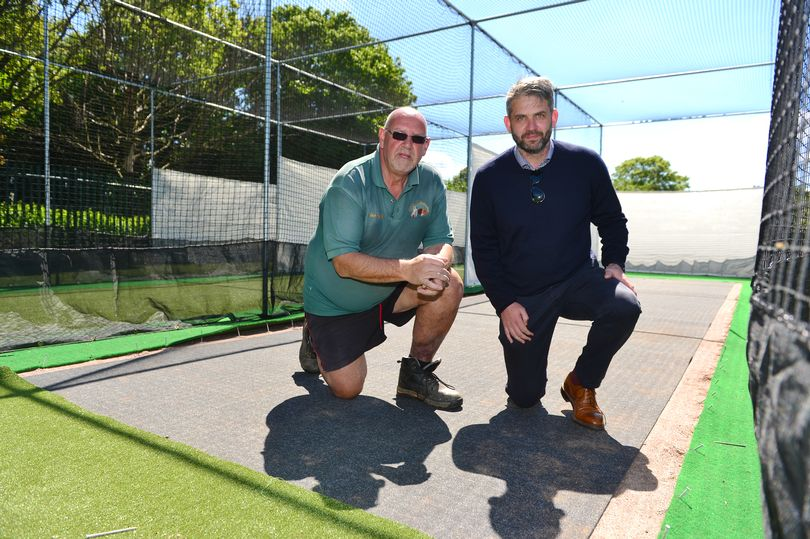Thieves Rip Out Artificial Turf