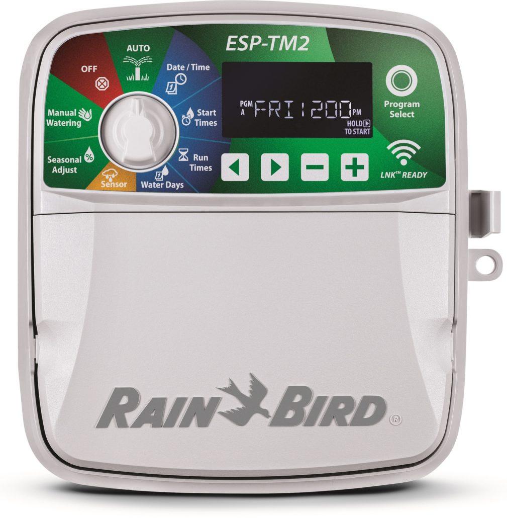 Rain Bird's New Irrigation Controller