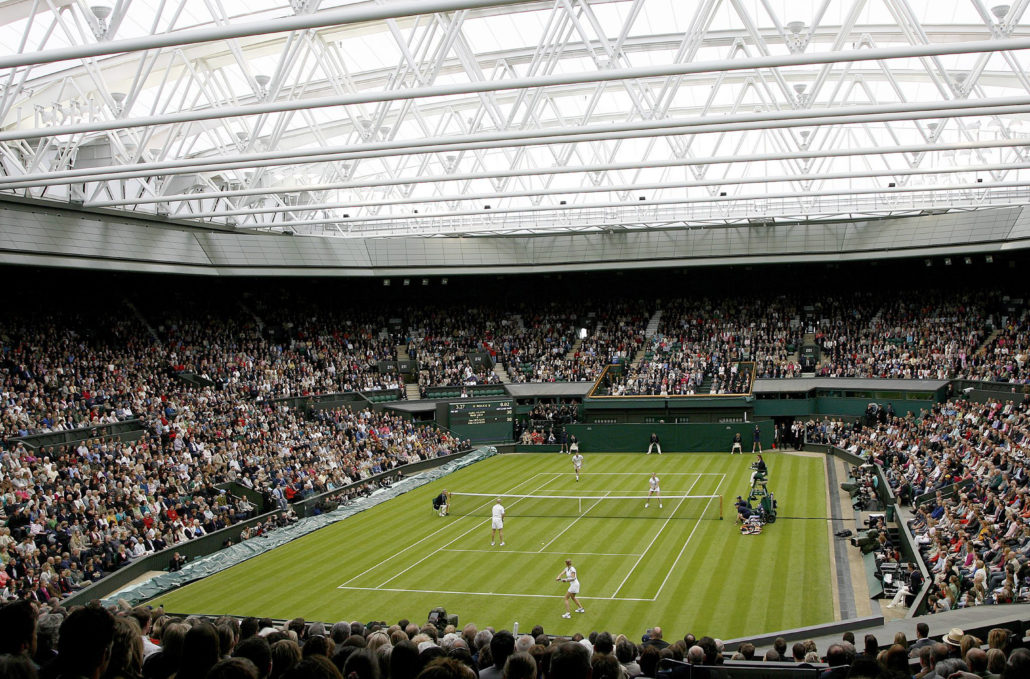 How Turf Changed Tennis