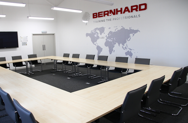 Bernhard Launch Training Academy