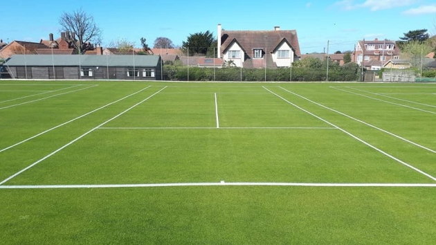 Cromer Courts Among The Best