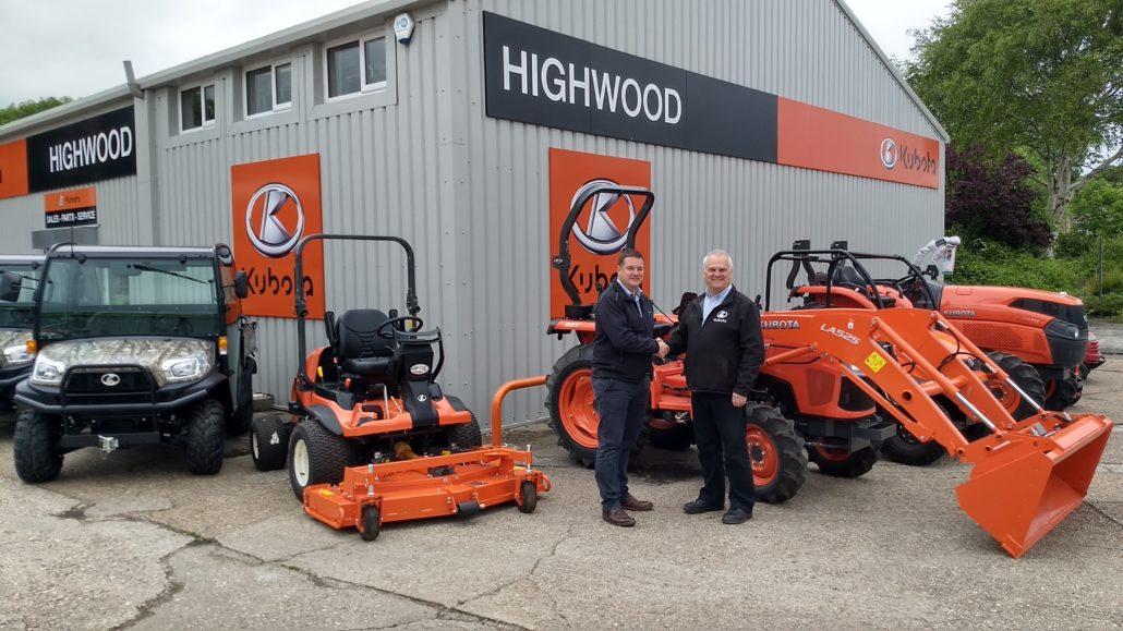 Kubota Confirm Highwood Expansion