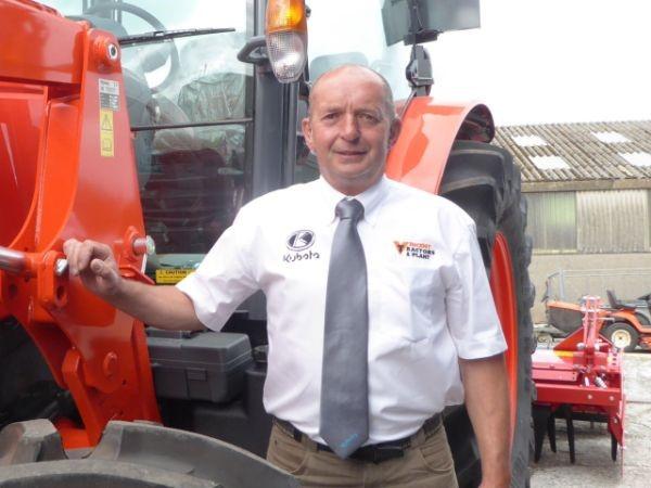 Vincent Tractors' New Plant