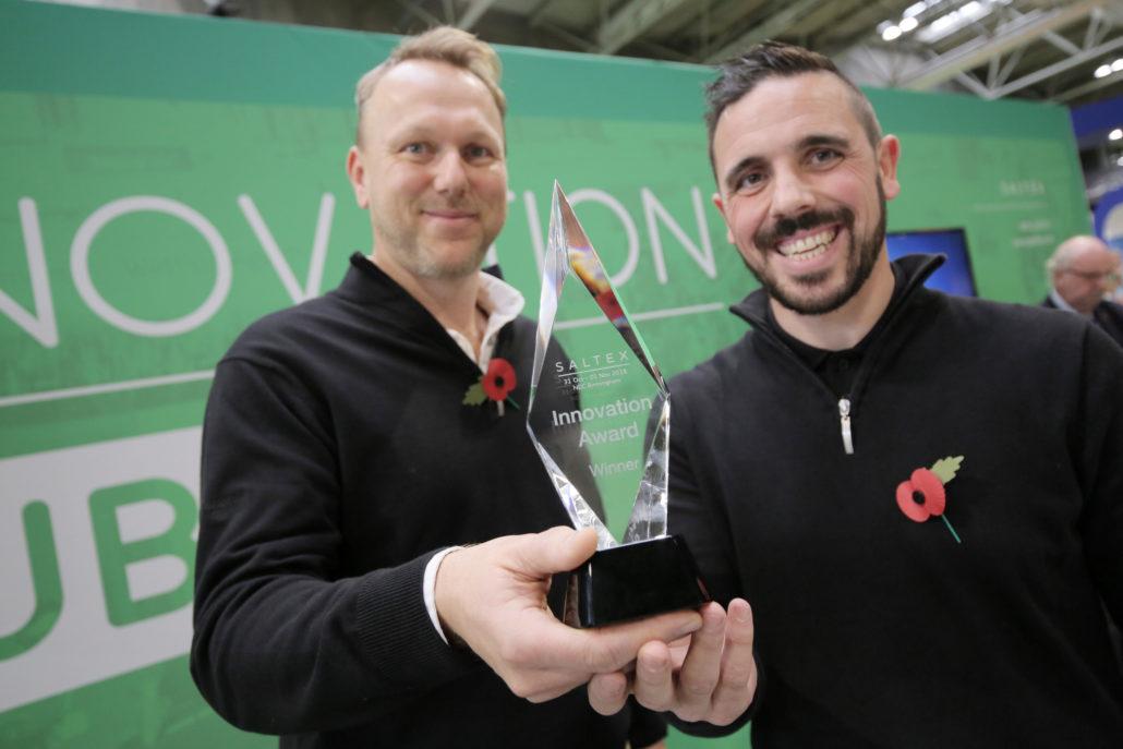 Innovation Award Back For 2019