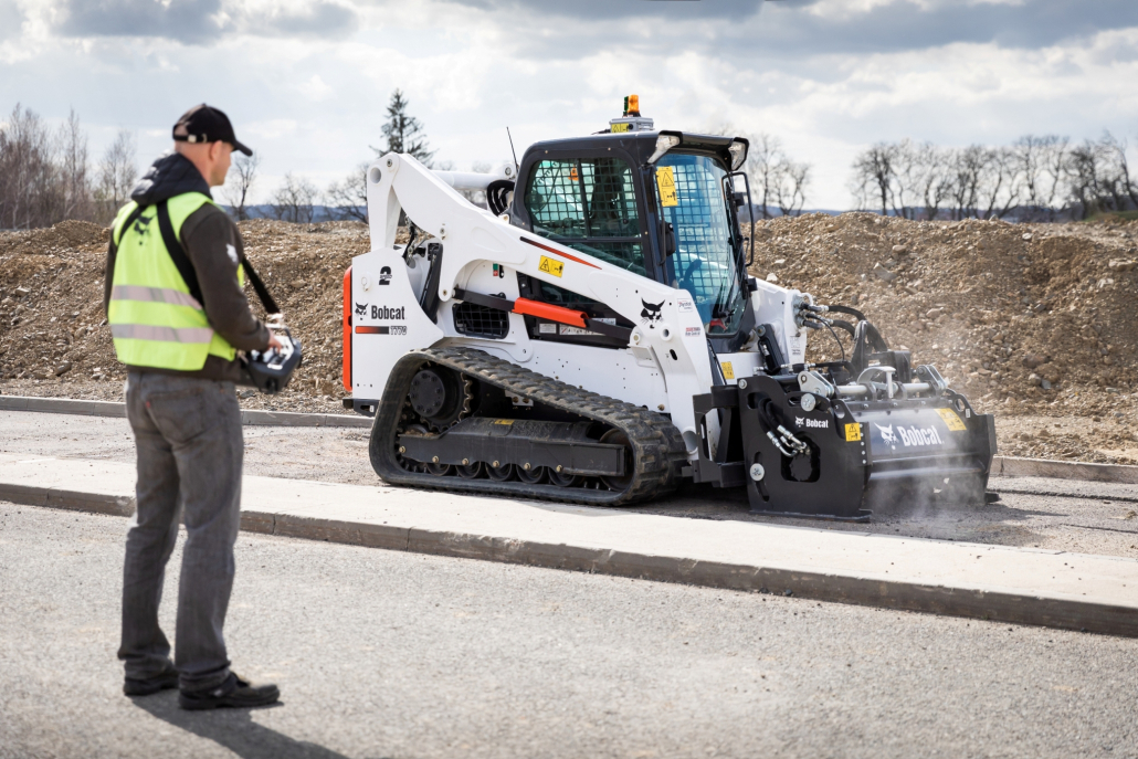Bobcat Expand Attachment Range