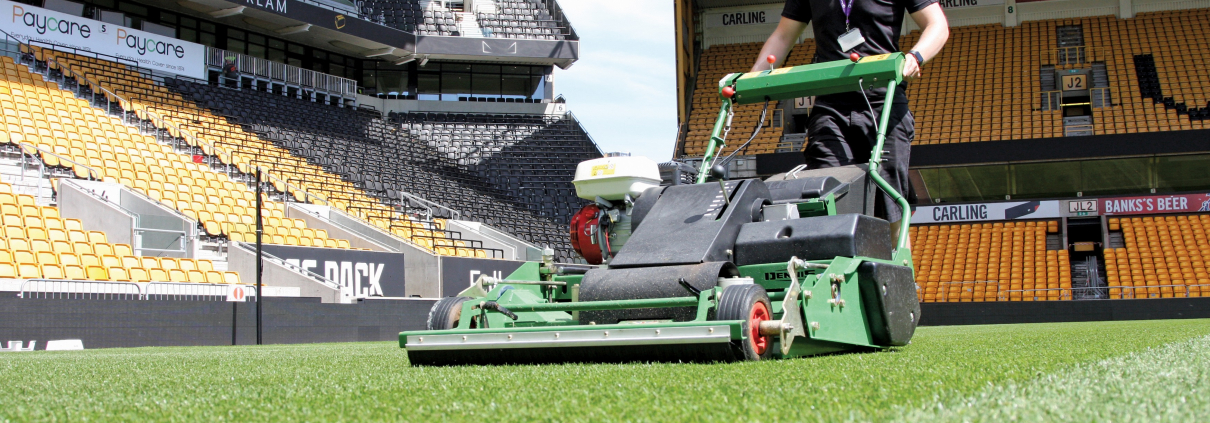 Machinery | Turf Matters