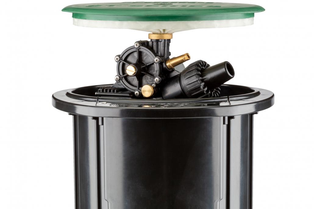 KAR's New Irrigation Rotor