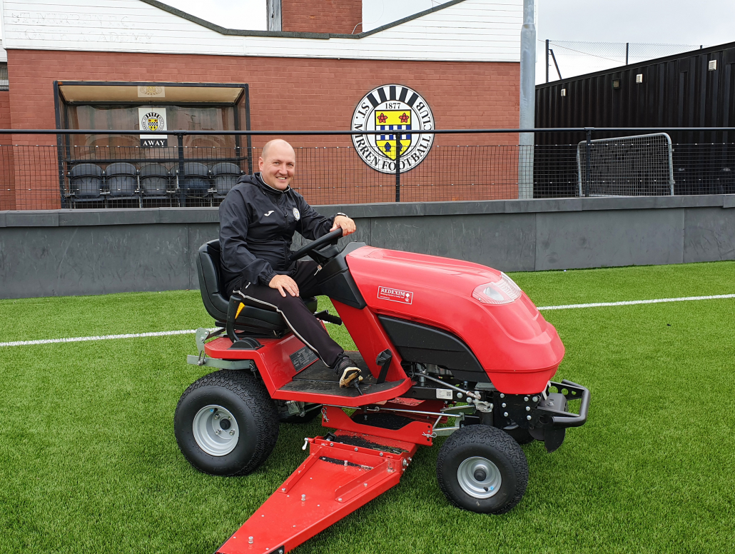 RTC A Hit At St Mirren