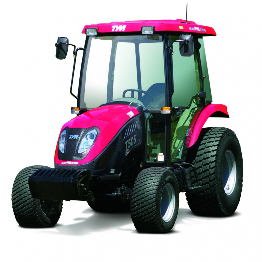 TYM Tractors' Double Finance Deal