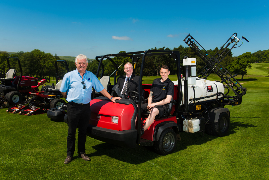 New Toro Fleet At Bradford GC