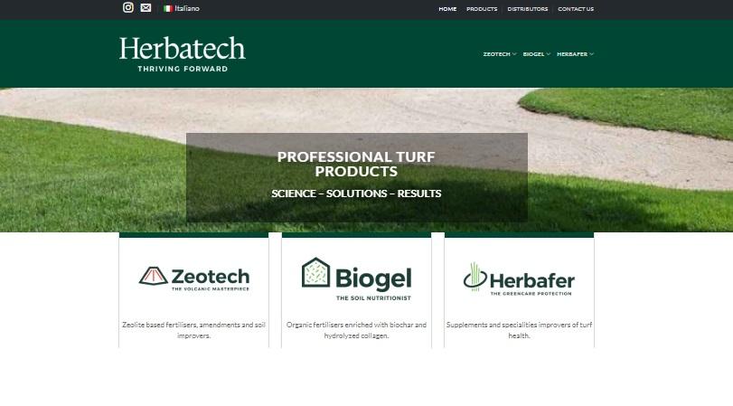 Herbatech Launch New Website
