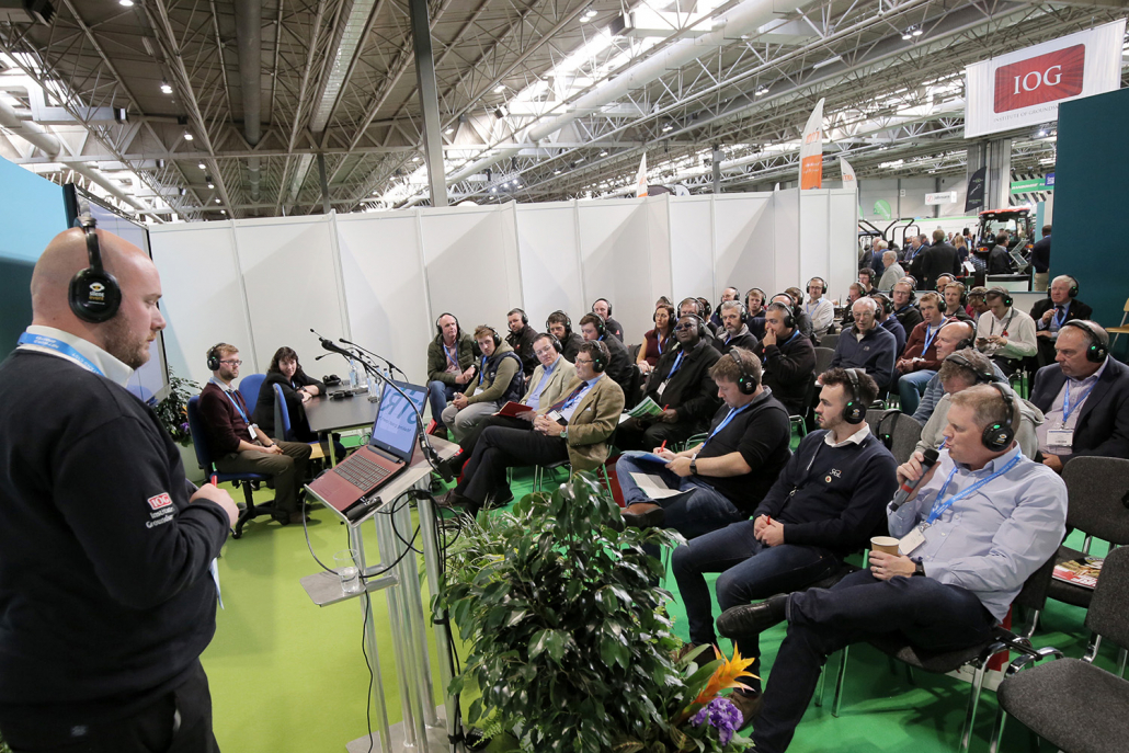 Issues Tackled At Learning LIVE