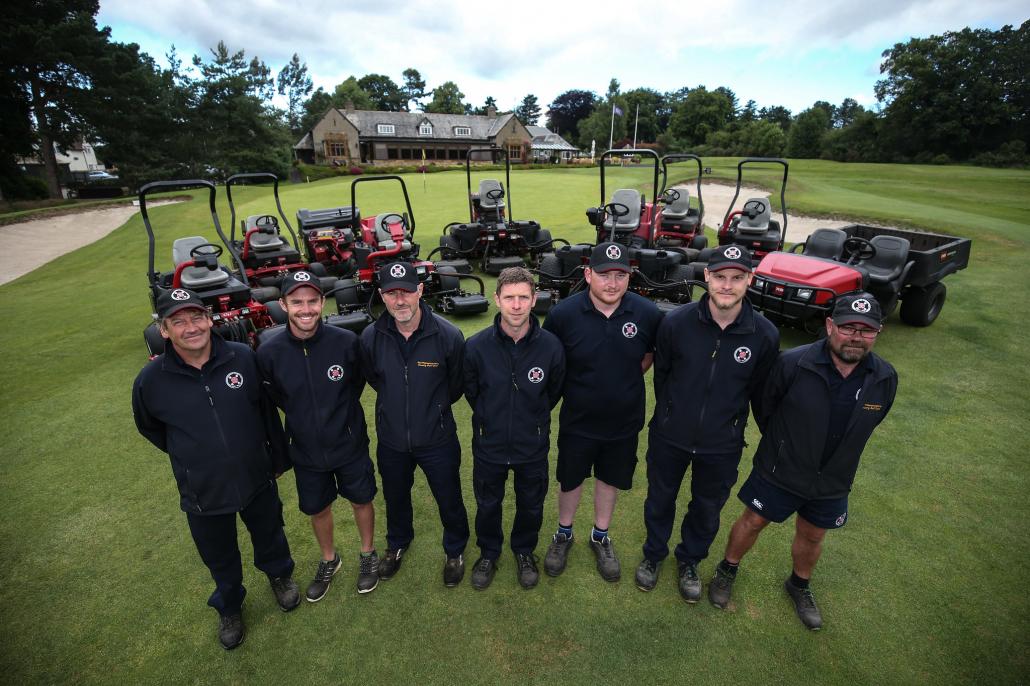 Toro Takes Northamptonshire GC Into The Future