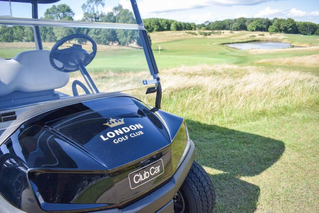 London Golf Club And Club Car Celebrate 20-Years