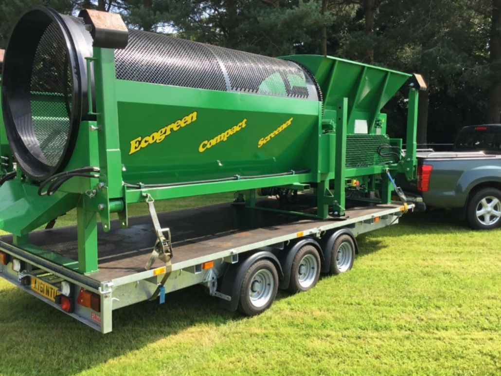 Ecogreen Screener To Launch At SALTEX