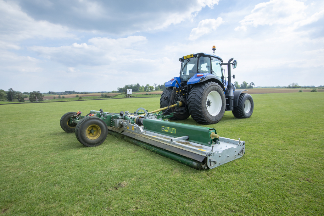 Major Rollermower To Debut At SALTEX