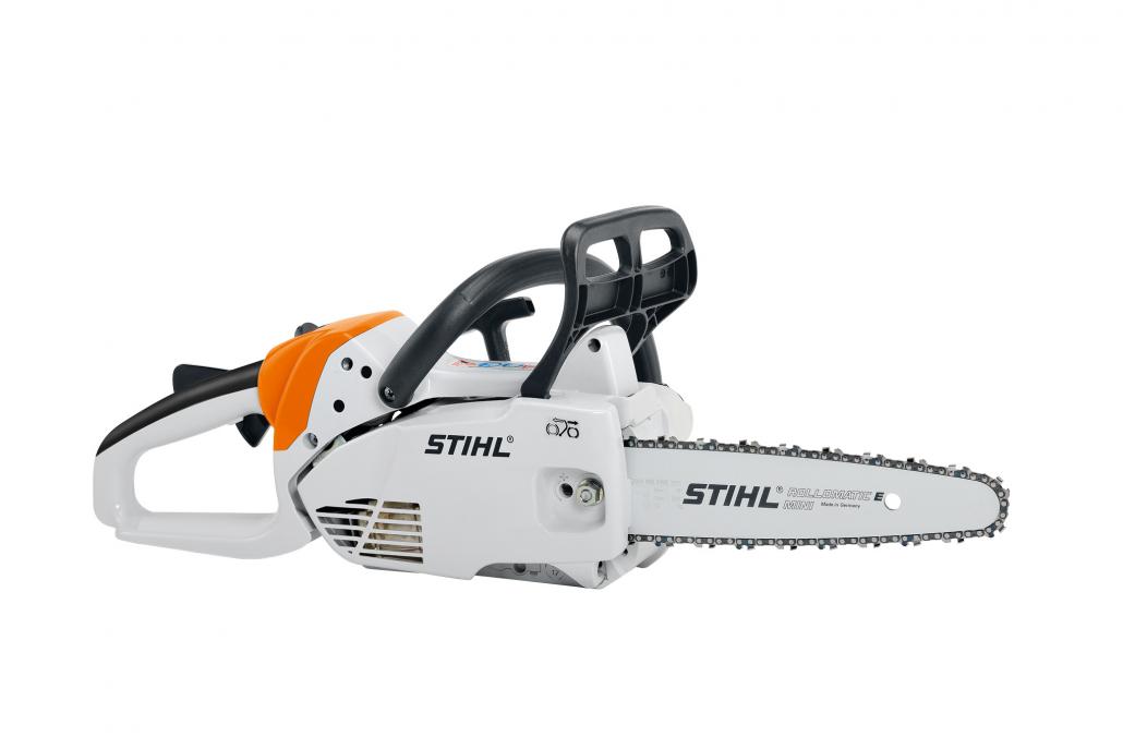 STIHL Launch Enhanced Chainsaws