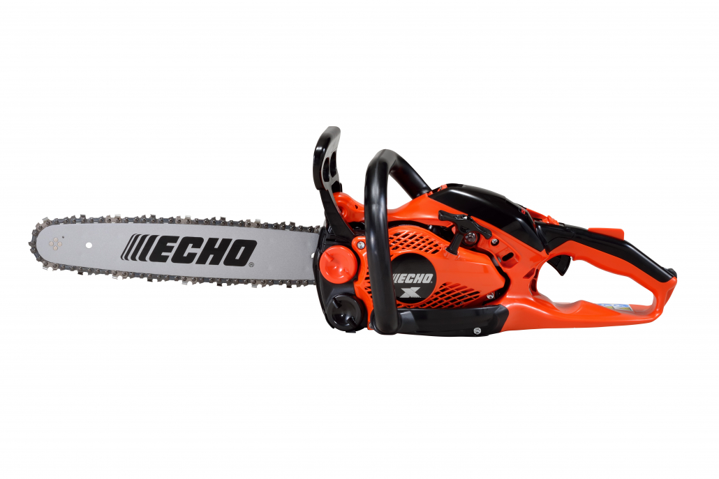 ECHO's new chainsaw top of the class