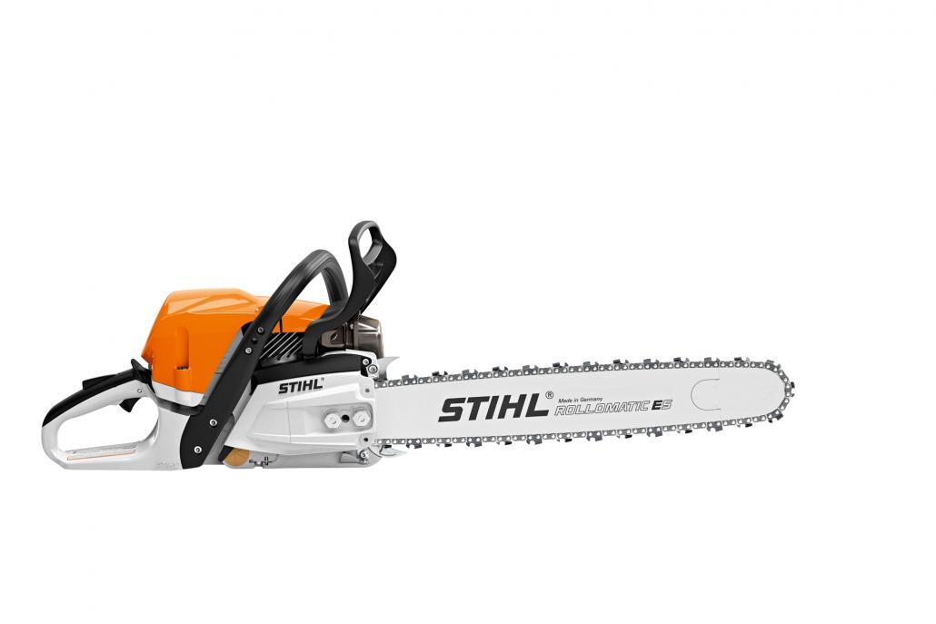 STIHL'S new MS 400 C-M