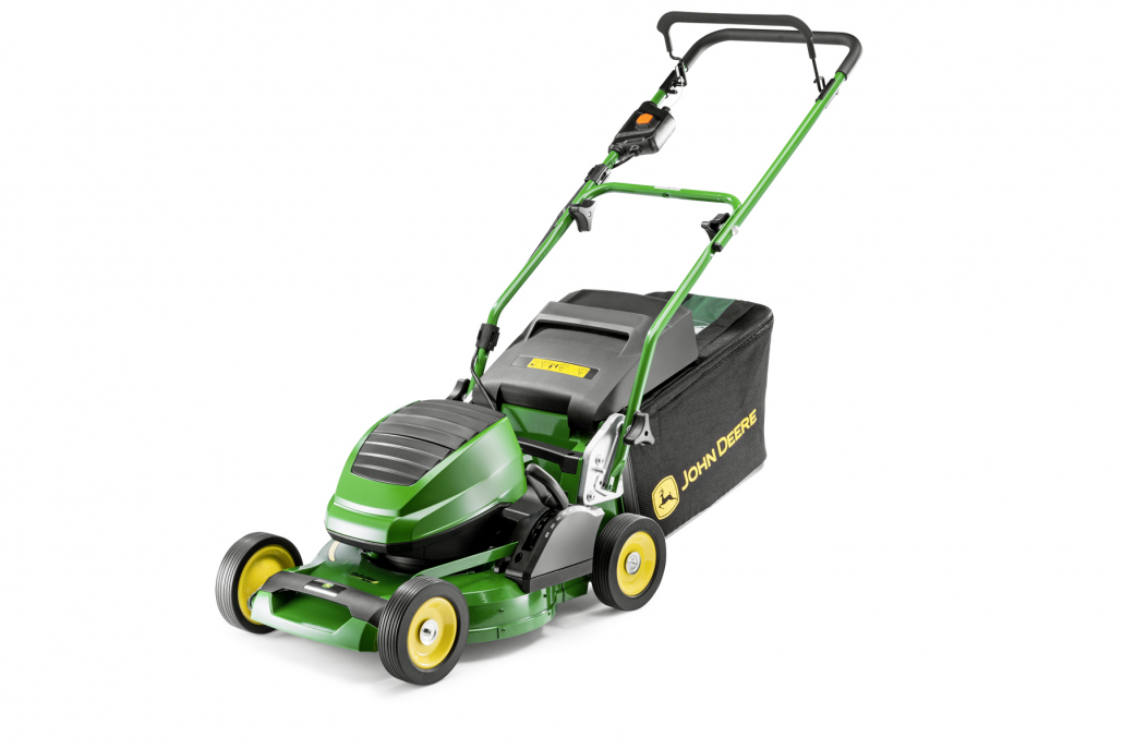 John Deere Launch New Battery Mower