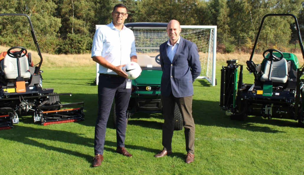 Ransomes Sponsor Suffolk FA For Seventh Season
