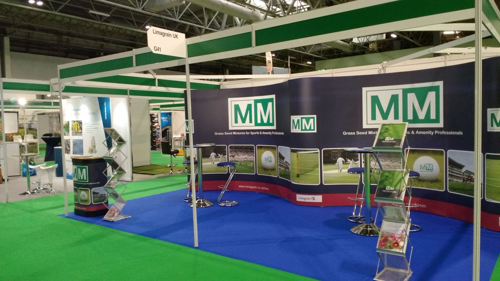 Leading MM seed mixtures at SALTEX