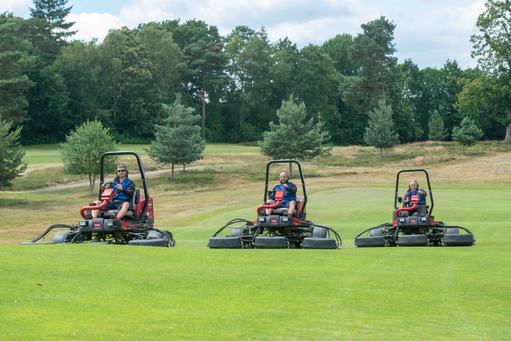 Prestigious Club Goes All In For Toro