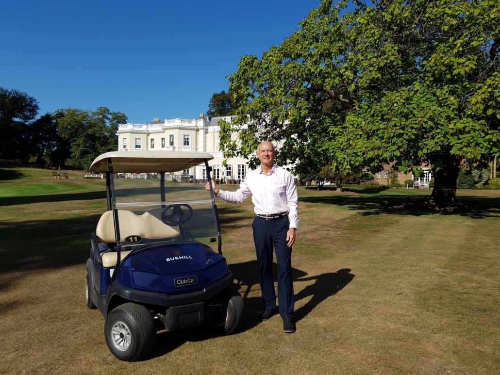 BGL Golf invest in 175-vehicle Club Car fleet