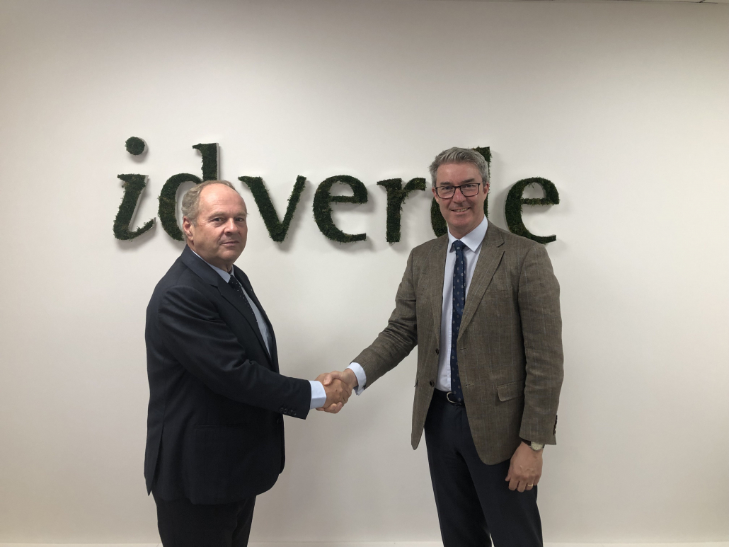 idverde signs contract with Toro