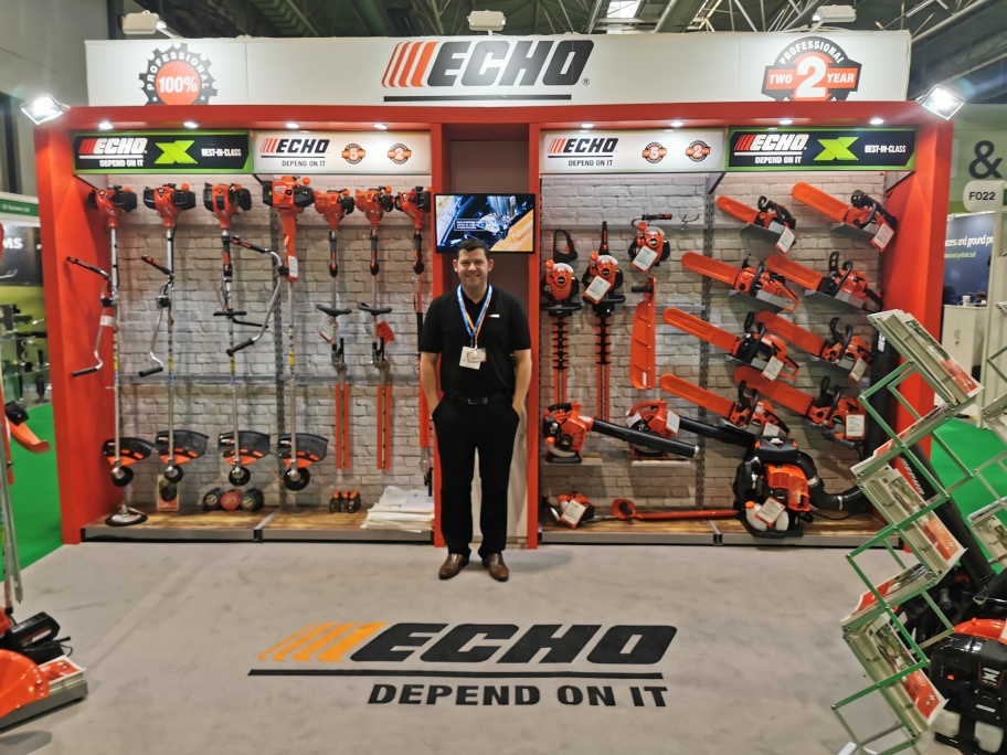 ECHO's resounding success at SALTEX