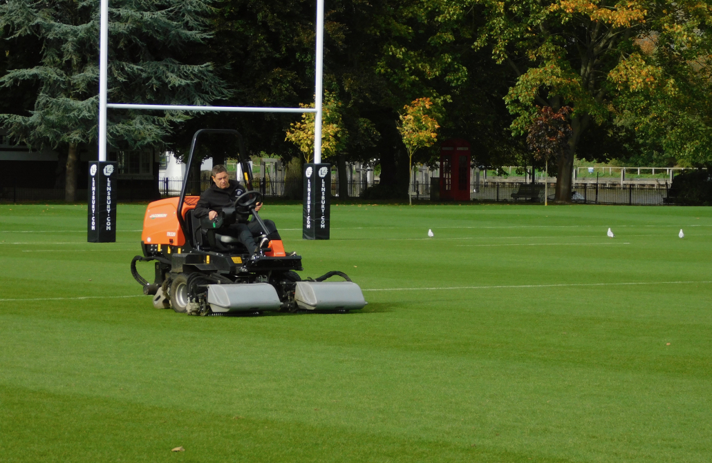 Jacobsen the complete package for The Lensbury