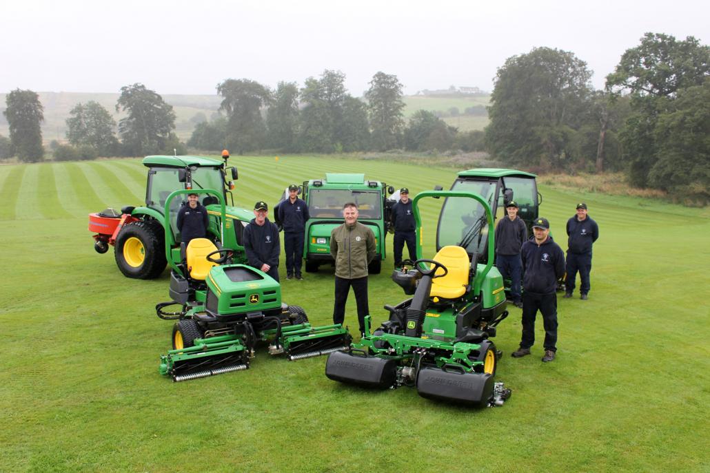Relationships renewed at Glasgow Golf Club