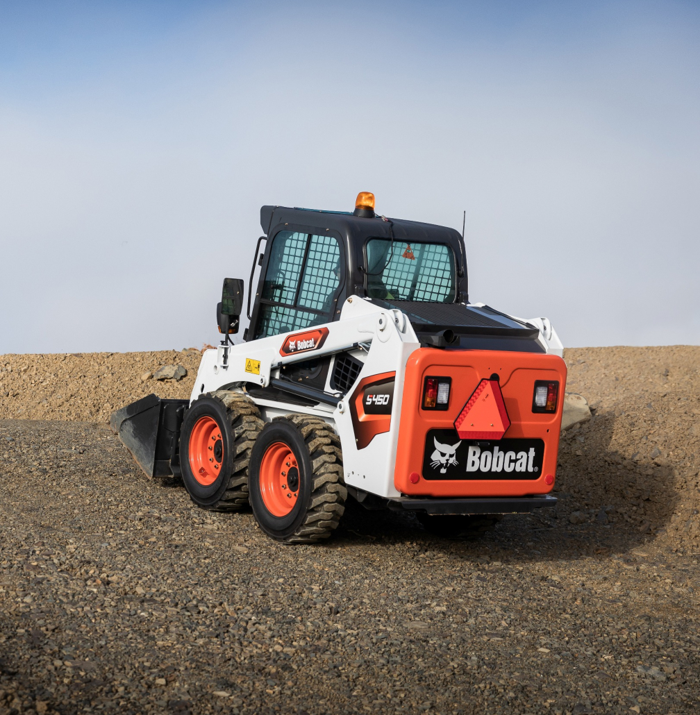 New Bobcat M-Series at Agritechnica