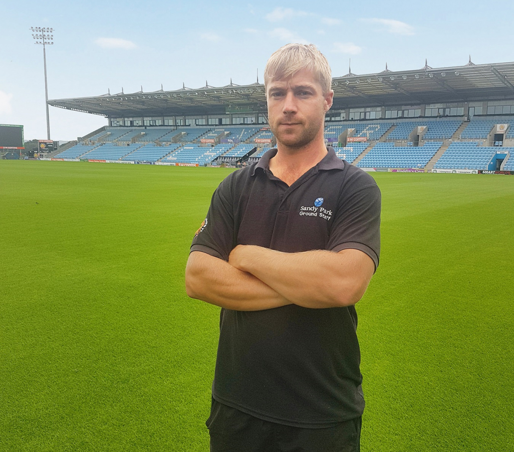 DLF Seeds for Exeter Chiefs