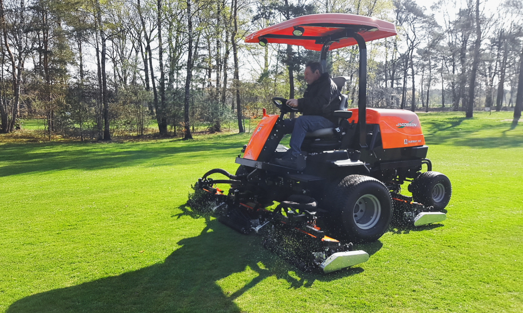 Lochemse raise standards with Jacobsen