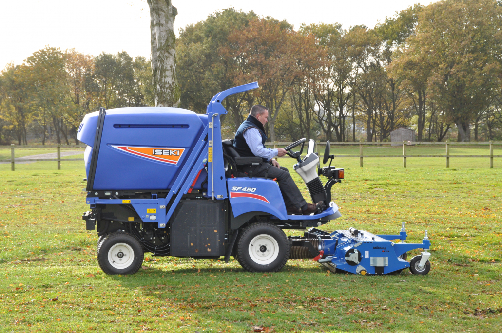 Double launch for ISEKI at BTME
