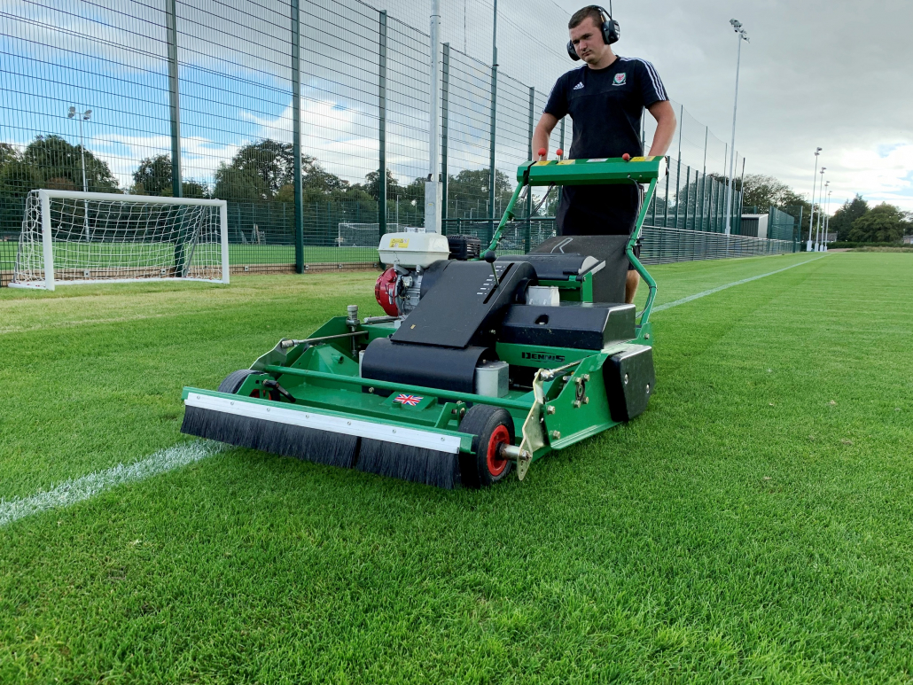 PRO 34R a hit at Colliers Park
