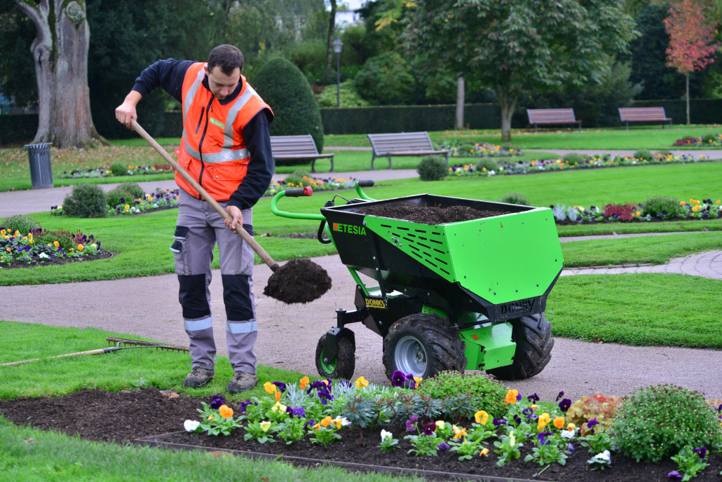 Etesia announce new customised Donky