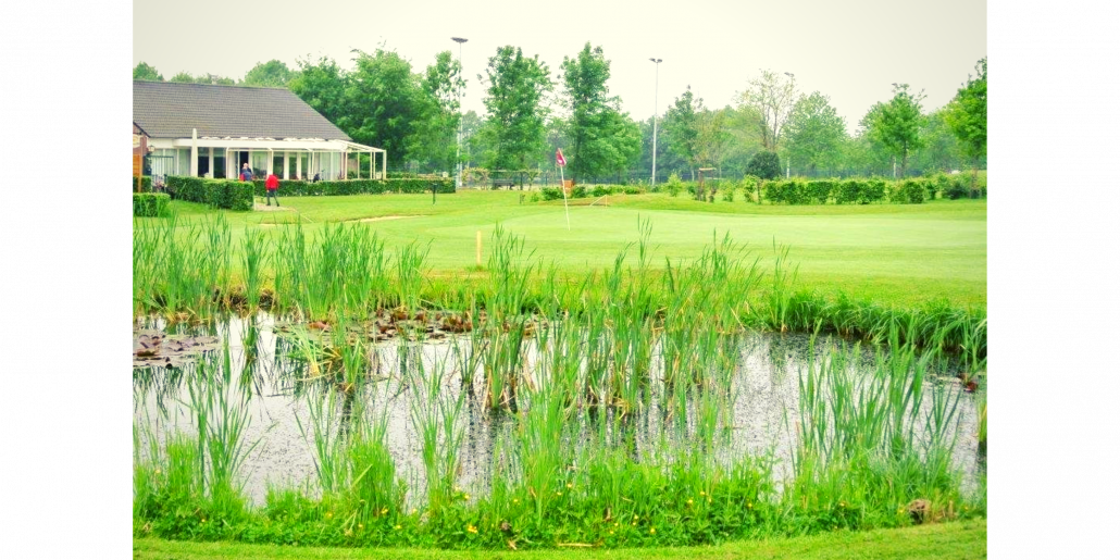 Milestone for golf in the Netherlands