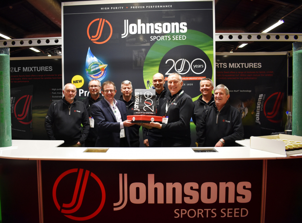 Johnsons celebrate 200 years