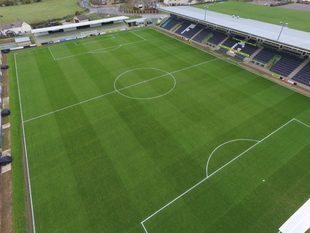 GrasPro vital at Forest Green